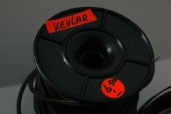 Kevlar support line